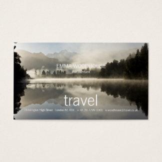 Lake Matheson • Business Card Template