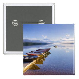 Lake McDonald, Glacier National Park, Montana, Pins