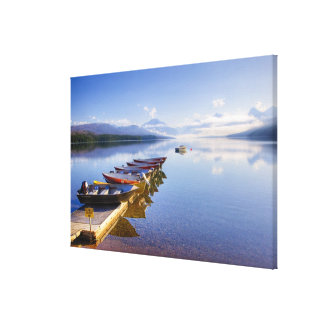 Lake McDonald, Glacier National Park, Montana, Canvas Print