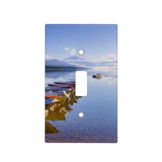 Lake McDonald, Glacier National Park, Montana, Light Switch Plates