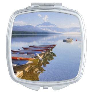 Lake McDonald, Glacier National Park, Montana, Travel Mirrors