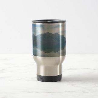 Lake McDonald, Glacier National Park 15 Oz Stainless Steel Travel Mug