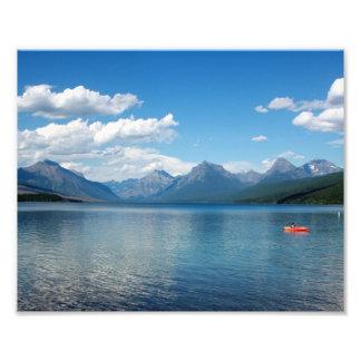 Lake McDonald - Glacier National Park Photograph