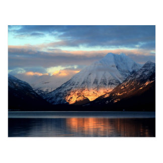 Lake McDonald, Glacier National Park Postcard