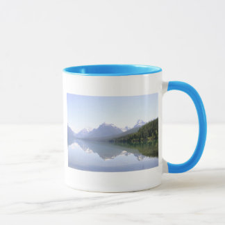 Lake McDonald Glacier Park Mug