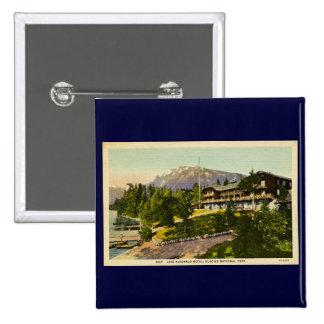 Lake McDonald Lodge Glacier National Park Buttons