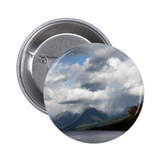 Lake McDonald MT Buttons