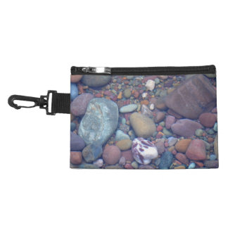 Lake McDonald Rocks Accessory Bag