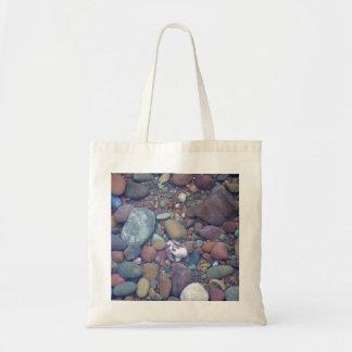 Lake McDonald Rocks Bag