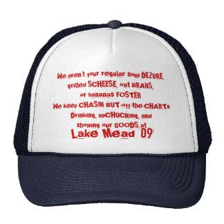Lake Mead '09 Trucker Hat