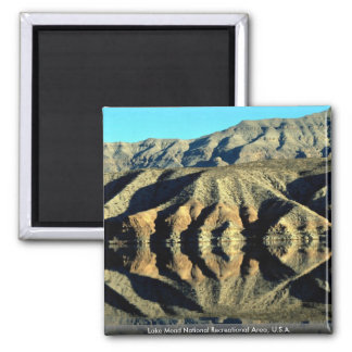 Lake Mead National Recreational Area, U.S.A. Magnet