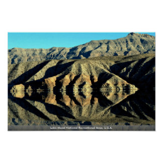 Lake Mead National Recreational Area, U.S.A. Posters