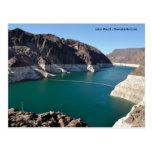 Lake Mead near Hoover Dam Post Card