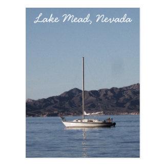 Lake Mead, Nevada Postcard