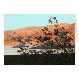 Lake Mead, NV Card