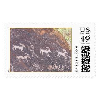 Lake Mead Postage Stamp