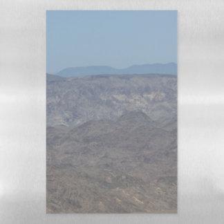 Lake Meade Magnetic Dry Erase Sheet