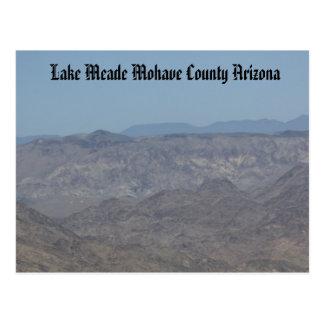Lake Meade National Park Post Card
