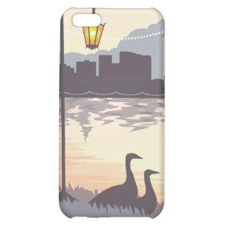 Lake Merrit Cover For iPhone 5C
