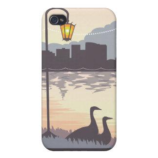 Lake Merrit iPhone 4/4S Cover