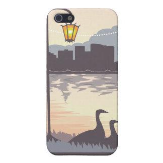 Lake Merrit iPhone 5 Cover