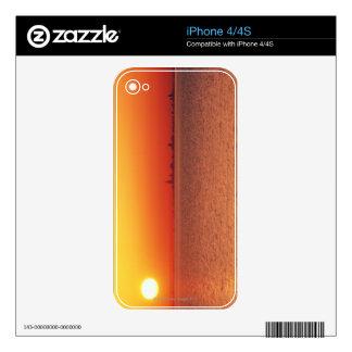 Lake Michigan iPhone 4S Decals