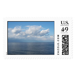 Lake Michigan Postage Stamp (LARGE)