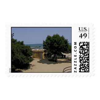 Lake Michigan Shores Postage