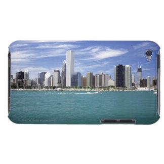 Lake Michigan, Skyline, Travel Destinations, Case-Mate iPod Touch Case