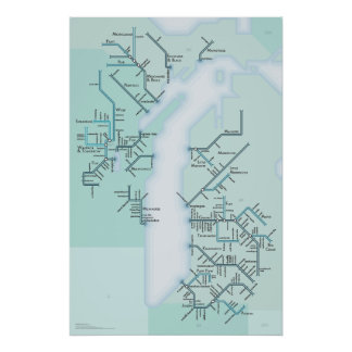 Lake Michigan Systems Poster