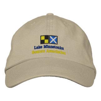 Lake Minnetonka, Boaters Association Embroidered Baseball Hat