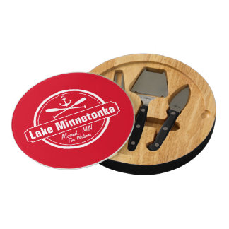 Lake Minnetonka Minnesota anchor town and name Cheese Board