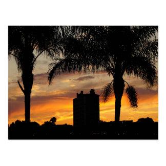Lake Mirror Sunset Postcards