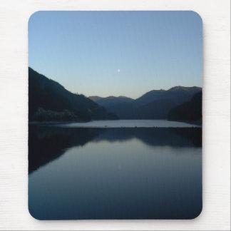 Lake Moon Mouse Pad