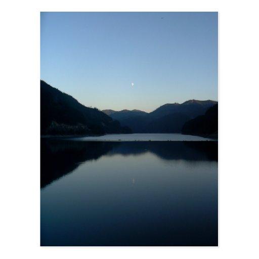 Lake Moon Postcard