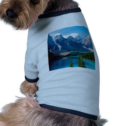 Lake Moraine Park Canada Doggie Tee