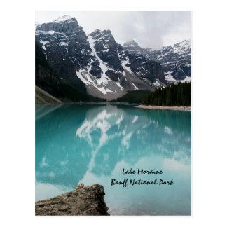 Lake Moraine Post Cards