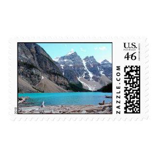 Lake Moraine Postage