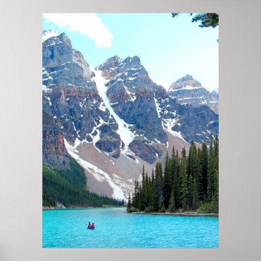 Lake Moraine Posters