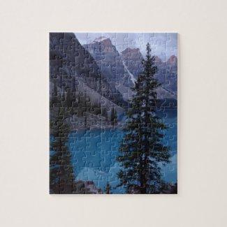 Lake Moraine Puzzle
