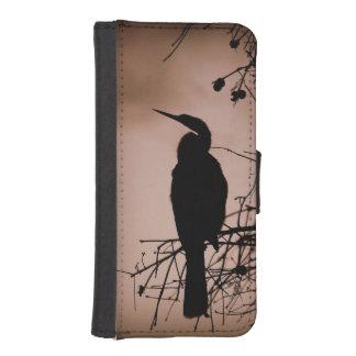 Lake Morton Silhouette 2 iPhone SE/5/5s Wallet Case