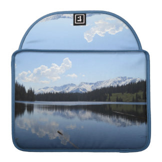 Lake Mountains Scenic Beauty MacBook Sleeve