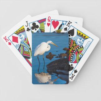 Lake Murray. San Diego, California Bicycle Playing Cards