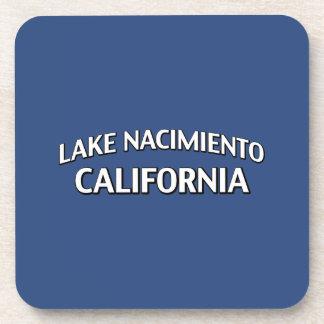 Lake Nacimiento California Beverage Coaster