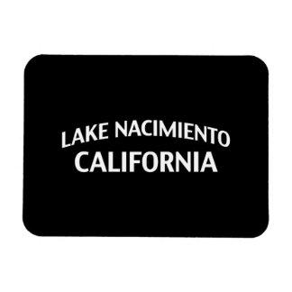 Lake Nacimiento California Magnet
