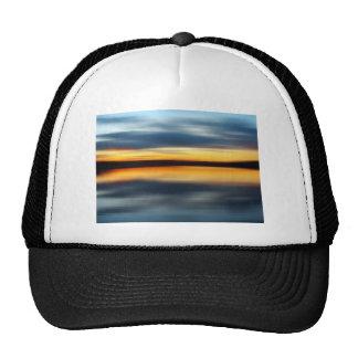 Lake Night Trucker Hats