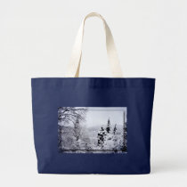 Lake Nojiri Tote Bag