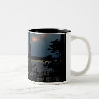 Lake Norman NC coffee mug