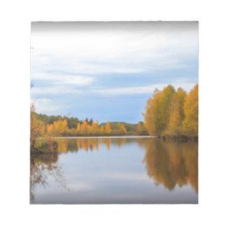 Lake Memo Note Pads