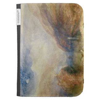 Lake of Brienz (w/c) Kindle 3G Cover